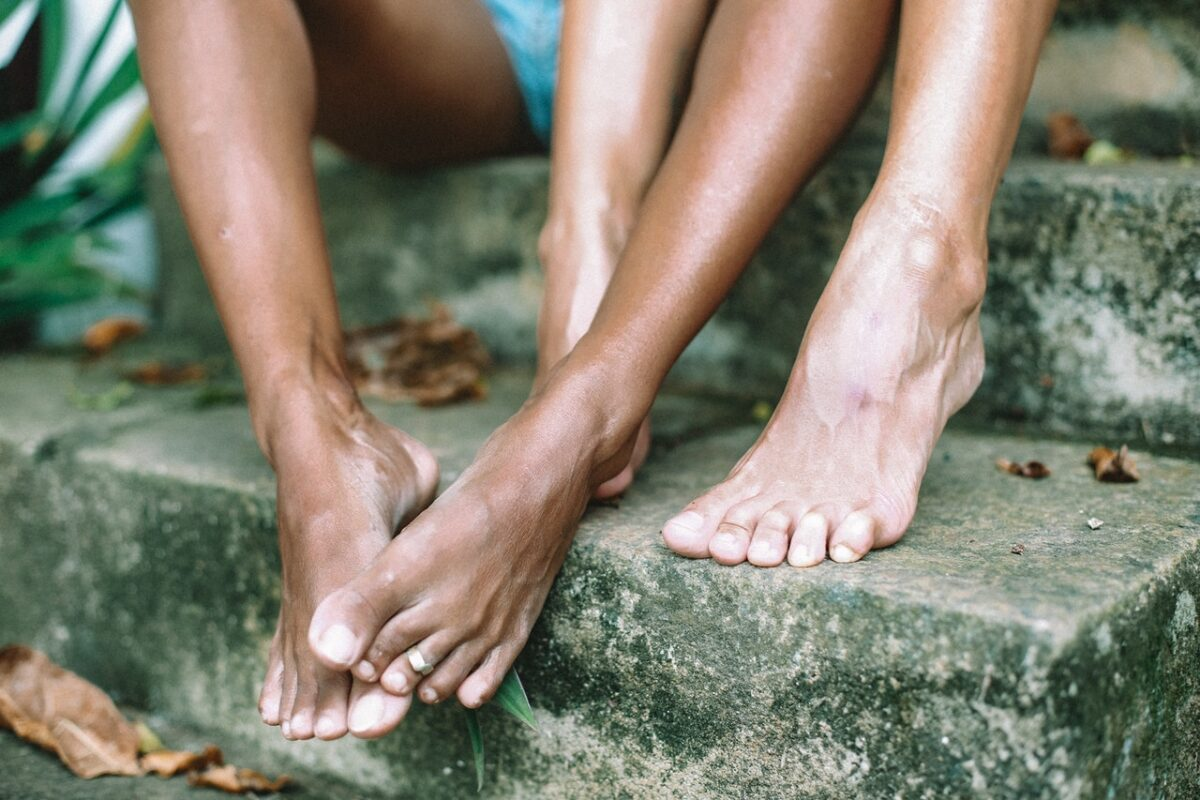 What Happens If You Never Wash Your Feet?